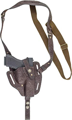 Shoulder Holster, Compatible with Glock 17, 18, 22, 31, 37, Sig Sauer P220 / P226 / P228 / P227, Springfield Armory XD, XDM, XDS
