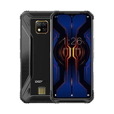 India Gadgets – S95 Pro Rugged Android Mobile Phone: 8Gb + 128Gb / 256Gb: 6.3″ FHD+ IPS Display: 48MP Triple Camera: 5150mAh Battery: Waterproof IP68 & IP69K Smartphone (8Gb + 128Gb)