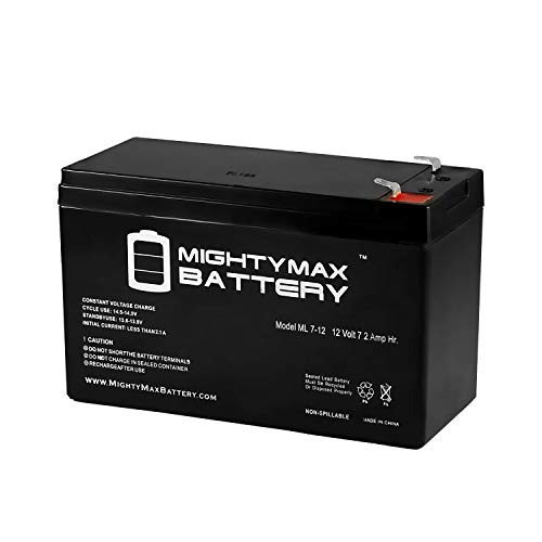 Mighty Max Battery 12V 7.2AH SLA Battery Replaces TRX Personal Transporter 36V Brand Product