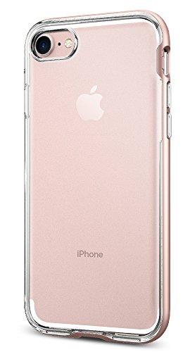 Spigen Neo Hybrid Crystal Designed for Apple iPhone 7 Case (2016) - Rose Gold