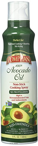 Pompeian Cooking Spray, Avocado Oil, 5 Ounce