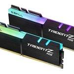 G.Skill TridentZ RGB Series 16GB (2 x 8GB) 288-Pin 3600MHz (PC4 28800) Desktop Memory Model F4-3600C17D-16GTZR