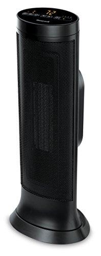 Honeywell Slim Ceramic Tower Heater, Black