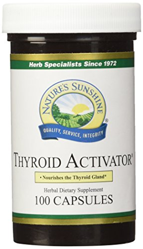 Thyroid Activator Capsules