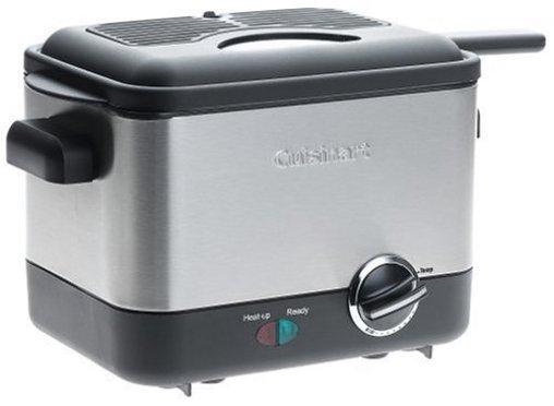 Cuisinart CDF-100 1.1-Liter Deep Fryer