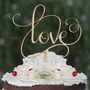 Cake topper per torta nuziale