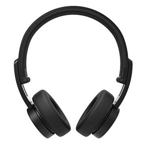 Urbanista Detroit Bluetooth On Ear Headphones [ Fashion Conscious ], Up to 12 Hours Play Time, Call-Handling with Microphone (Dark Clown)