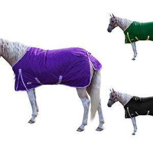 Derby Originals Classic 600D Ripstop Waterproof Winter Horse Turnout Blanket 250g Medium Weight