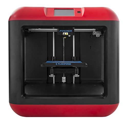 FlashForge Finder 3D Printers with Cloud, Wi-Fi, USB cable and Flash...