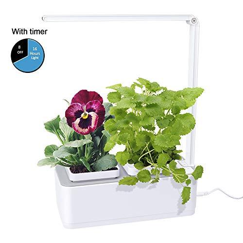 10 Best Indoor Gardening Hydroponic Vegetable Garden Kits