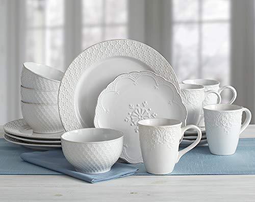 Pfaltzgraff French Lace Dinnerware Set