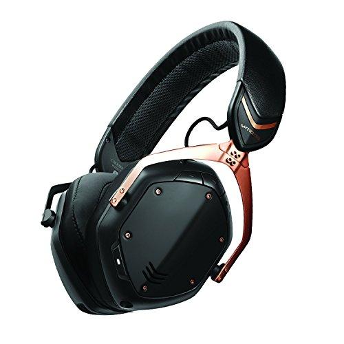 V-Moda Crossfade 2 Wireless Supraaural Diadema Auricular, Inalámbrico Bluetooth y Alámbrico con...