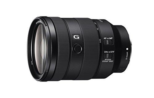 Sony 24-105mm f/4.0-22 Standard-Zoom Fixed Zoom Camera Lens, Black