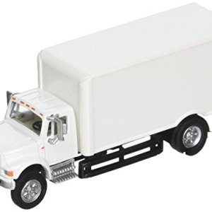 Walthers SceneMaster International 4900 1-Axle Van, White 419rUHklOrL