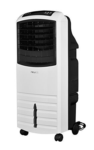 NewAir AF-1000W Portable Evaporative Cooler, White by NewAir