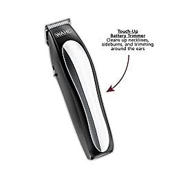 Wahl Lithium Ion Cordless Rechargeable Hair Clippers and Trimmers for men,Hair Cutting Kit with 10 Guide Combs by The Brand used by Professionals.   #79600-2101  Image 3