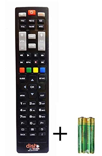DishTV Dish tru HD Remote With Recording 9