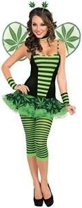 Women's Get Buzzed Cannabis Costume