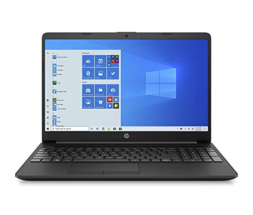 HP 15 Intel Pentium Gold 6405U Processor Entry Level 15.6-inch FHD Laptop (4GB/1TB/Win 10/Jet Black/1.74kg), 15s-du1052tu