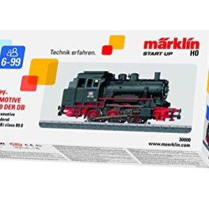 Märklin start up Steam Locomotive Class BR 89.0 DB Era III 41A74Azw7TL