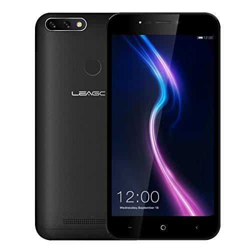 LEAGOO Power 2 Pro 2GB+16GB 4000mAh Battery 5.2 inch Android 8.1 MTK6739V/WA Quad Core GSM & WCDMA & FDD-LTE (Black)