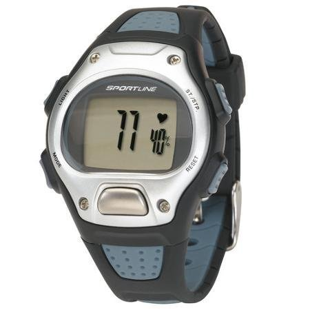 Sportline S7 Slim Heart Rate Monitor Watch