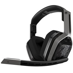 ASTRO Gaming A20 Wireless Gaming Headset Compatible for Xbox One 4 & PC – Call of Duty Edition (Silver/Black)