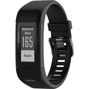 Garmin Approach X10 GPS Golf Band, Matte Black, Small/Medium, 010-01851-00