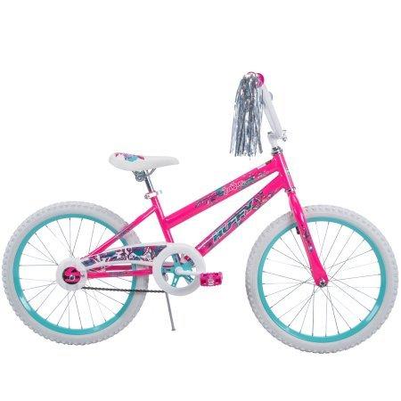 Huffy 20' Sea Star Girls' Bike, Pink