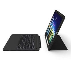 ZAGG Slim Book Go Ultra-Slim Keyboard & Detachable Case for 9.7-inch iPad (QWERTY)