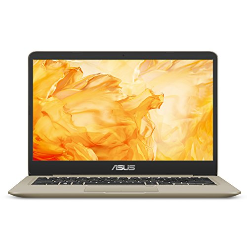 ASUS VivoBook S Thin & Light Laptop, 14' FHD, Intel Core i7-8550U, 8GB RAM, 256GB SSD, GeForce MX150, NanoEdge Display, Backlit Kbd, FP Sensor - S410UN-NS74