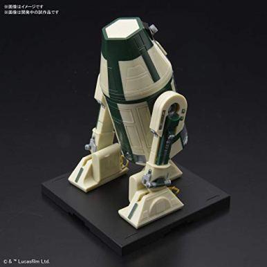 Bandai-Spirits-Hobby-Star-Wars-R4-M9-Character-Line-112-Scale-Plastic-Model-KitMulti