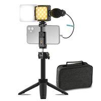 Sutefoto Vlogging Kit for Phone Video Recording, Vlogger Smartphone YouTube Filming Starter Vlog Kit for Kids with 2800…