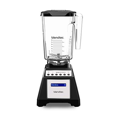 Blendtec Total Classic Original Blender - WildSide+ Jar (90...