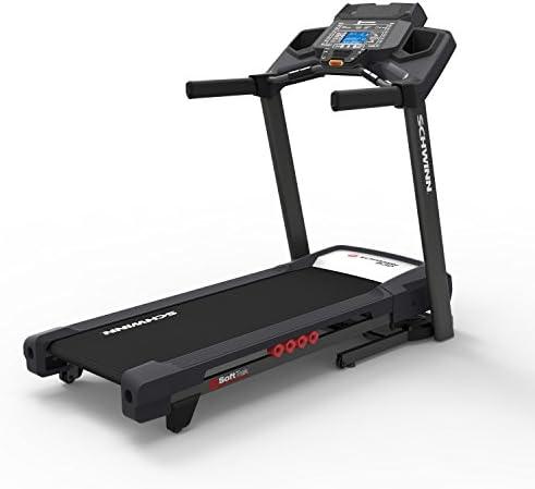 Schwinn 830 Treadmill 5