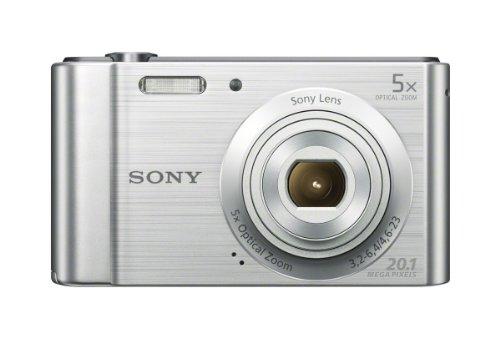 Sony-DSCW800-201-MP-Digital-Camera-Silver