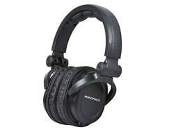 Monoprice 8323 Review | Premium Hi-Fi DJ Style | Over the Ear Professional Headphones