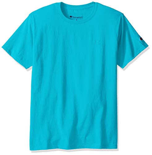 Champion Men's Classic Jersey T-Shirt 1 Fashion Online Shop 🆓 Gifts for her Gifts for him womens full figure