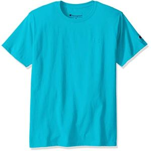 Champion Men's Classic Jersey T-Shirt 15 Fashion Online Shop Gifts for her Gifts for him womens full figure