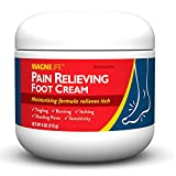 Magnilife Pain Relieving Foot Cream, 4 Ounces