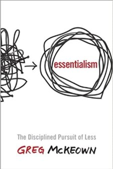 "Résultat de recherche d'images pour ""Essentialism: The Disciplined Pursuit Of Less"""