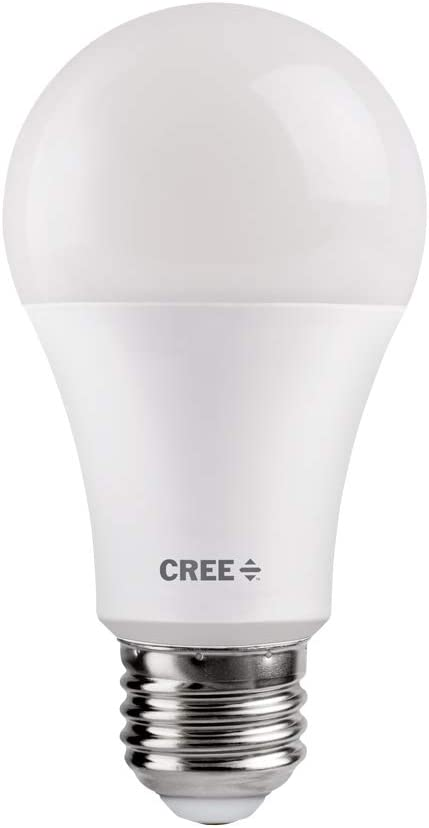 Cree Lighting TA19- 60W equivalent LED bulb