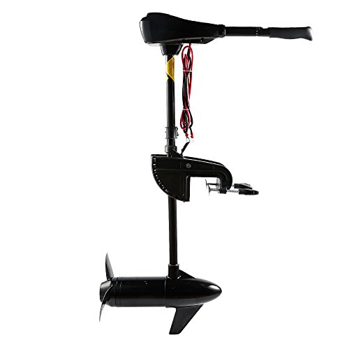 Cloud Mountain 36LBS Thrust Electric Trolling Motor for Fishing Boats Freshwater and Saltwater Use
