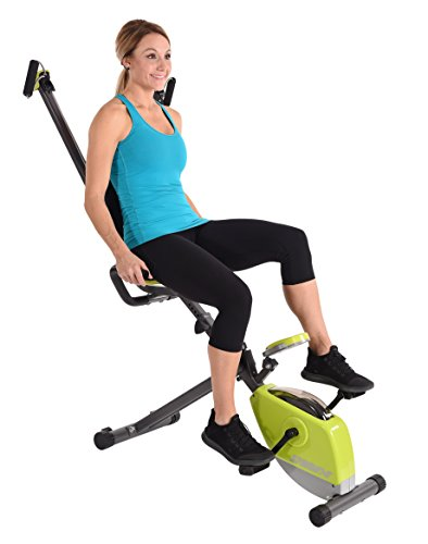 Stamina Wonder Exercise Bike with Upper Body Strength System and Two Free  Online Workout Videos | Manu Health