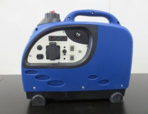1000 Watt Inverter Gas Powered Portable Generator