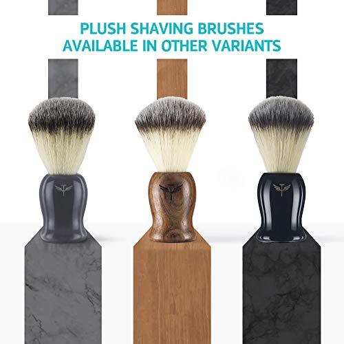 Bombay Shaving Company Imitation Badger Shaving Brush, Cruelty-Free Bristles 17