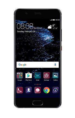HUAWEI P10 Plus VKY-L29 5.5 inch Kirin 960 Dual 20 MP + 12 MP (6GB+128GB) Smartphone (Graphite Black)