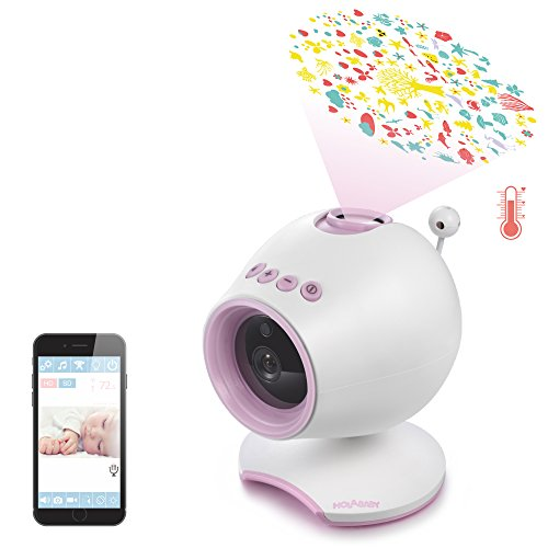 HOLABABY P1 HD Video Baby Monitor Camera