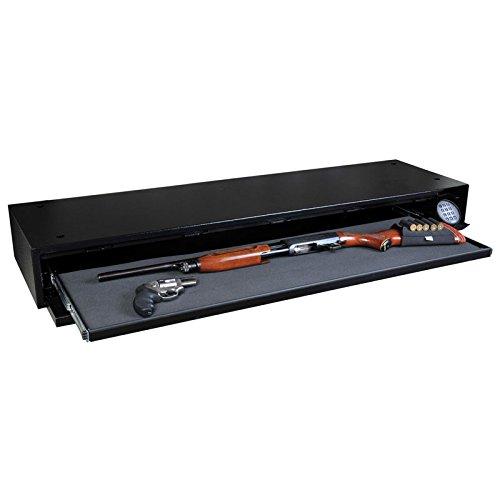 Stealth Defense Vault DV652 Under Bed Gun Safe +...