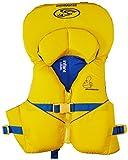 Stohlquist Unisex Infant/Toddler Nemo Infant Life Jacket/Personal Floatation Device (Yellow/Blue, Less Than 30-Pound)